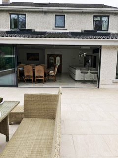 Home extension in Kildare