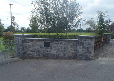 Stone Entrance Westmeath